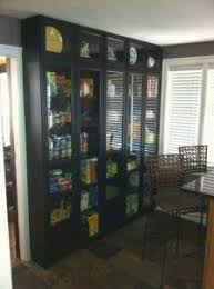 kitchen pantry furniture french windows ikea pantry. this is my pantry solution ikea billy bookshelves use white glass doors on top solid bottom or the with bead board inserts kitchen furniture french windows e