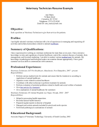 6 Vet Assistant Resume Mla Cover Page