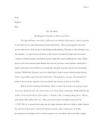 Sample Of Mla Paper Examples Of Mla Format Essays Davidkarlsson