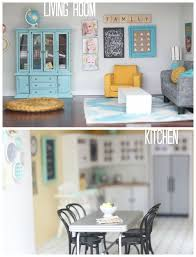 modern miniature dollhouse furniture. diy dollhouse living room u0026 kitchen by craftiness is not optional when a modern dollhousedollhouse ideasdollhouse furnituredollhouse miniaturesminiature miniature furniture