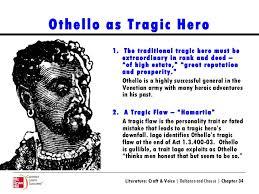 othello tragedy essay othello powerpoint presentation english  othello powerpoint presentation english othello as tragic