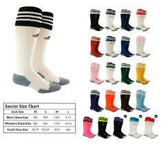 Adidas Women S Sock Size Chart Soccer Socks Sizing Guide Toddler Soccer Cleats Size 9c