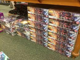 Barnes and Noble Vestal NY clearance stash Gunpla