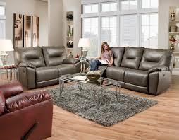 Rent Living Room Furniture Rent Southern Motion Dynamo Dual Reclining Sofa Rocker Recliner