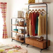 Rolling Coat Rack With Shelf Wardrobe Racks 100 Free Standing Garment Rack Freestanding 62
