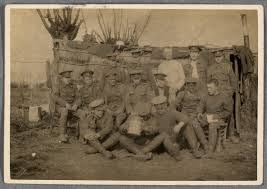 The WWI Letters of Bert Clements – part 4 – Worcestershire Archive ...