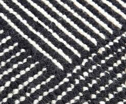 black and white rug patterns. Black White Rug Stripe Rectangular And Rugby Jersey . Patterns