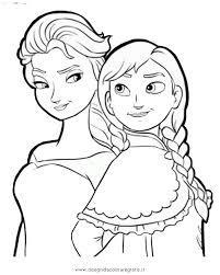 Disegno Frozen00 Personaggio Cartone Animato Da Colorare