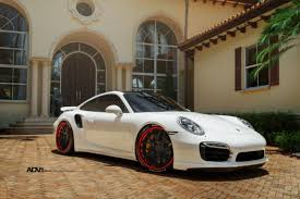 porsche 911 turbo matte black. white porsche 911 turbo s adv7 track spec cs series wheels 21x95 matte black