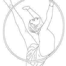 Small Picture GYMNASTICS COLORING PAGES Coloringpages321com Coloring Pages