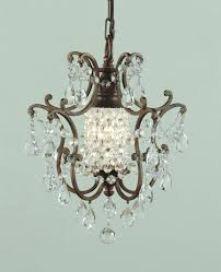 small crystal chandelier mini chandeliers for bathrooms brushed nickel crys