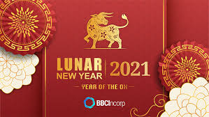The date of its celebration is not constant and hangs between january 21 basic colors for the new year's eve. Lunar New Year 2021 Holiday Notice