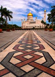 leading lines photography. Leading Lines - Different Perspective Of A Building In Brunei Photography