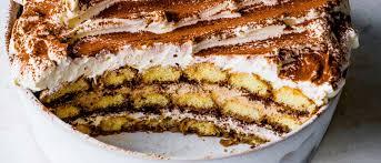 19 Easy Italian Dessert Recipes Olivemagazine