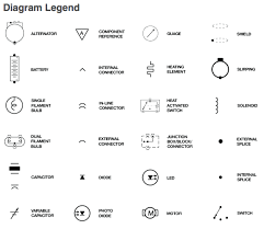 wiring diagram symbol legend wiring wiring diagrams online