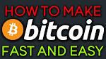 Earn Bitcoin on autopilot