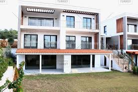 Modern Semi Detached House Design Semi Detached Contemporary Bodrum Centre Villa