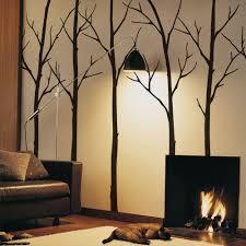 Winter Tree Wall Decal