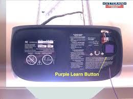 genie garage door opener remote not working genie garage remote garage door universal remote purple learn