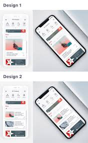 Mobile Home Design App Entry 17 By Gumb001987 For Mobile Home Page Design For Hr