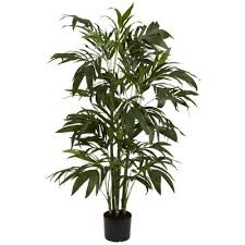 <b>Bamboo</b> - <b>Artificial Plants</b> - Artificial Greenery - The Home Depot