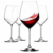 paksh novelty italian red wine gles