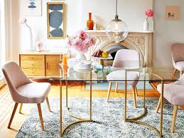 pink dining room chairs how to mix and match your dining room home fice of