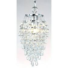 imposing teardrop chandelier crystal clear one light mini parts photo concept