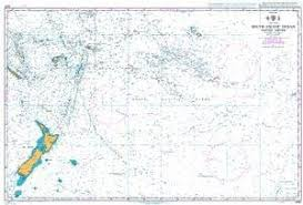 Ocean Charts Amazon Com Ba Chart 4061 South Pacific Ocean Western