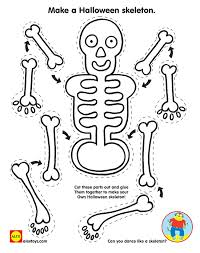 Bones Worksheet - Checks Worksheet