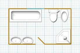 Design Bathroom Floor Plan Great Bathroom Floor Plan Grid New