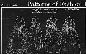 Historical Patterns Beauteous Janet Arnold Patterns Of Fashion Aurora's Secret Dreamworld