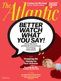 issue the atlantic