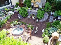 Small Picture Diy Fairy Garden Ideas Design Garden Ideas