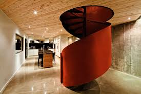 spiral staircase lighting. Red Ribbon Spiral Staircase Lighting A