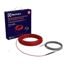 <b>Теплый пол Electrolux</b> Кабель <b>ELECTROLUX ETC</b> 2-17-600 ...