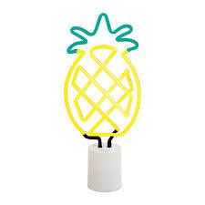 Pineapple Light Buy Sunnylife Neon Light Pineapple Large Amara