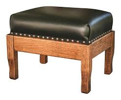 wooden foot stool footstool valley rockers the quality construction of this wooden footstool will guarantee its