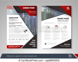 Presentation Flyers Brochures And Flyers Template Design