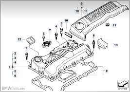 bmw e90 diy rocker valve cover gasket replacement