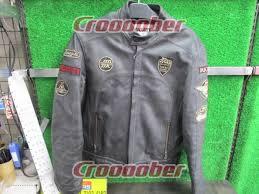 ducati vintage single jacket s size cut