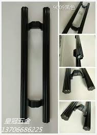 office door handles.  Door Door Handles Modern Double Door Hole 400 Office Door Space Aluminum  Glass For Office Handles A