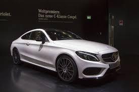OFFICIAL - 2016 Mercedes-Benz C-Class Coupé (C205) | Page 11 ...