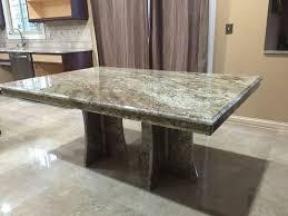 Granite Table Base Granite Dining Table