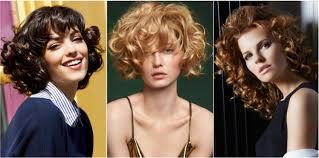 6 Coupes Pour Cheveux Bouclés Qui Rajeunissent Femme