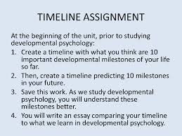 nature nurture and human diversity ppt video online  timeline assignment at the beginning of the unit prior to studying developmental psychology