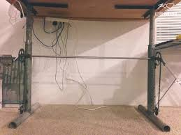 Diy adjustable standing desk Adjustable Height Diyadjustablestandingdesk19 Kevin Jantzer Kevin Jantzer Diy Adjustable Standing Desk