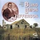Best of Blind Lemon Jefferson [Wolf]