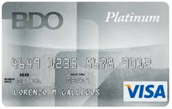 Keep your credit card in a secure place to prevent unauthorized use. Bdo Credit Cards To Suit Your Lifestyle In Manila Philippine Primer