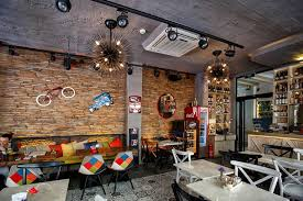 cafe interior wall decoration vardek